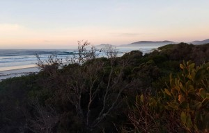 Tasmania surfing weather